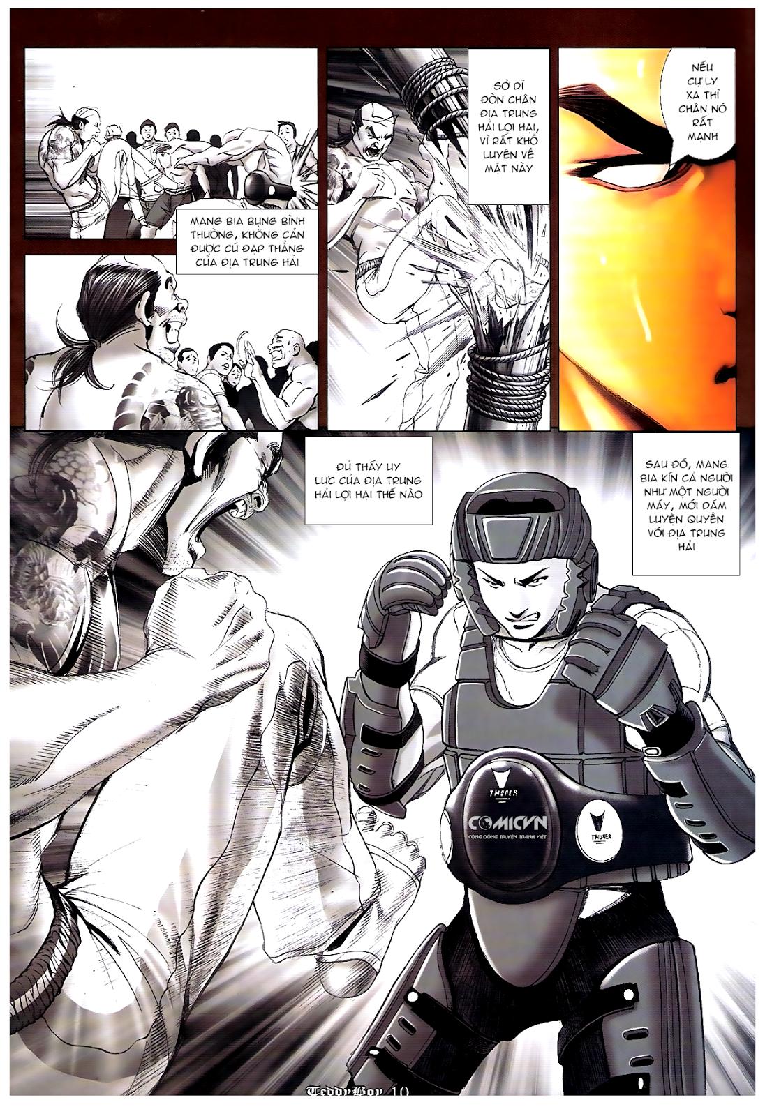 Người Trong Giang Hồ - Chapter 1203: Tối Cường Nhất Chiến IV - Pic 7