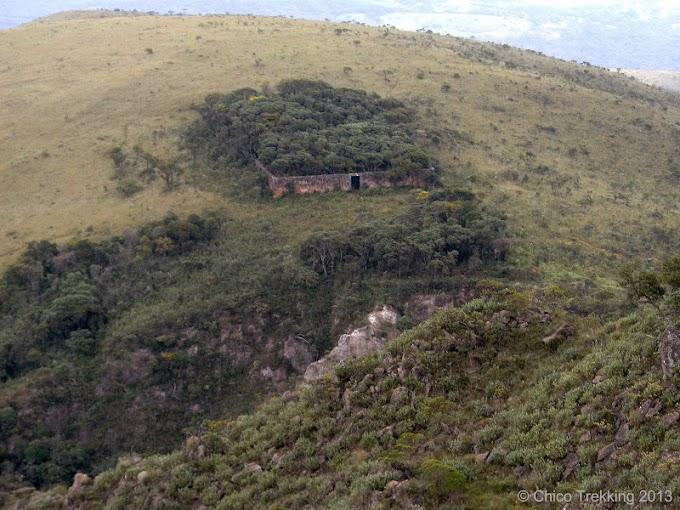 Forte de Piedade em Brumadinho: Beleza e História!
