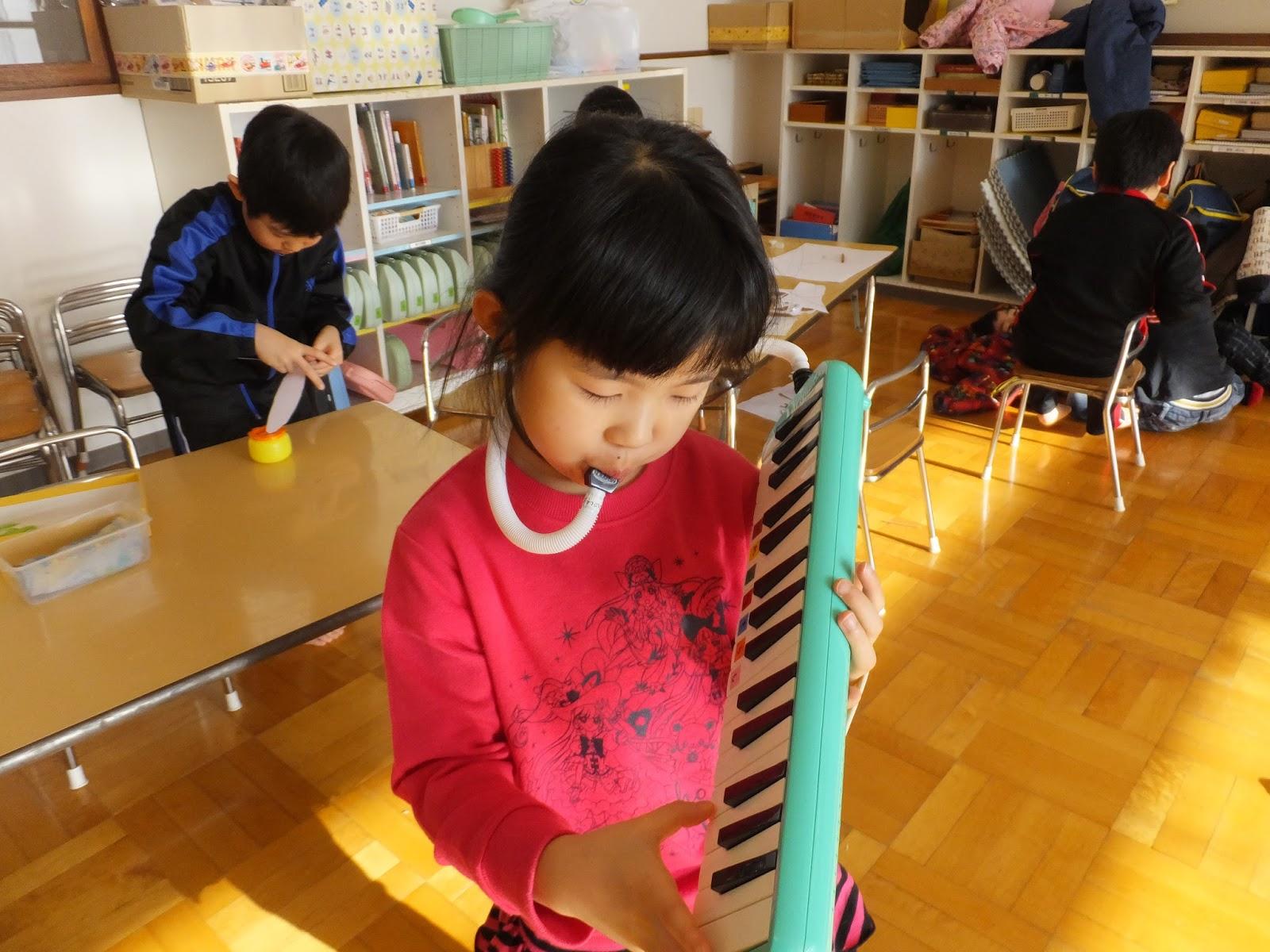 元野幌めぐみ幼稚園ブログ: 英語で遊ぼう!