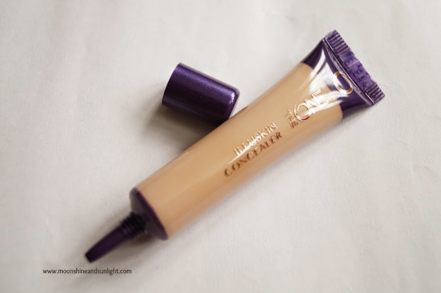 "Oriflame ""The ONE"" Illuskin Concealer in Nude Beige Review and Swatches"