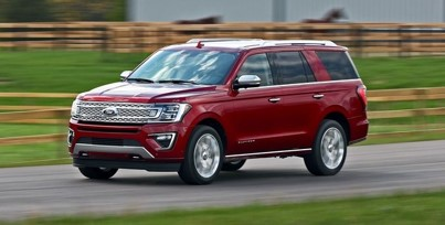 2018 Ford Expedition 4x4 Test Review