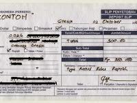 Contoh Cara Transfer Uang Lewat Teller Bank (BNI, BRI, BCA, MANDIRI)