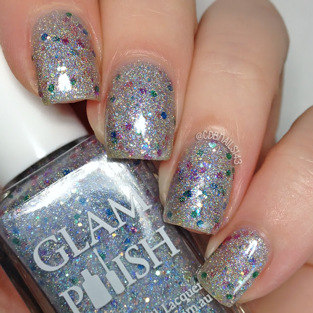 Glam Polish-You're Entirely BONKERS