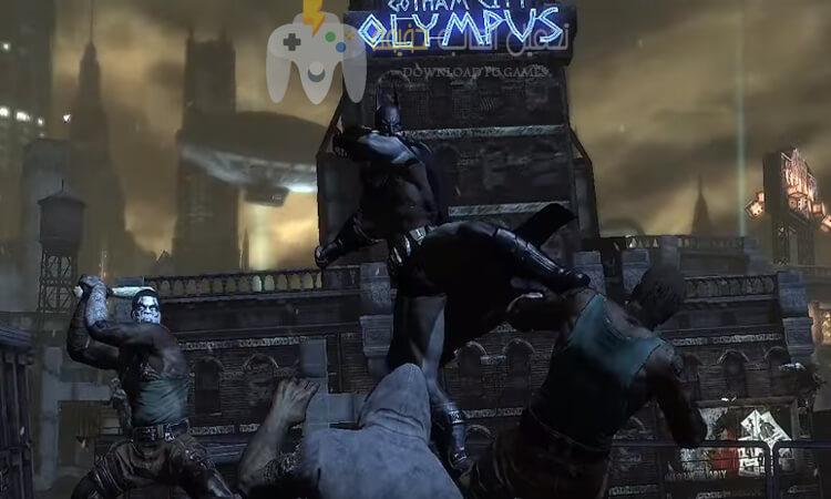 تحميل لعبة Batman Arkham City للكمبيوتر