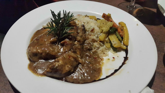 Herbed Chicken with Rice