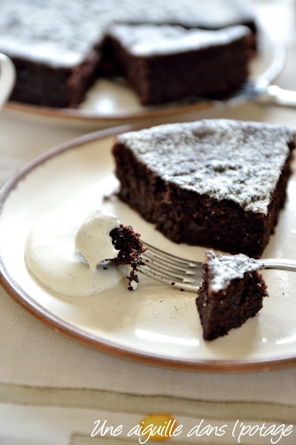 chocolate olive oil cake nigella Lawson