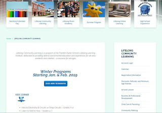Winter Programs - Now Open for Registration