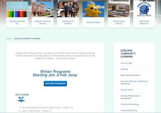 Winter Programs - Now Open for Registration