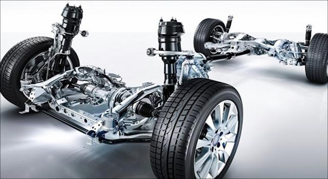 Hệ thống khung gầm Mercedes GLE 400 4MATIC 2019 với nhiều tính năng an toàn hiện đại