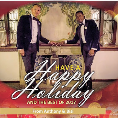 bisi alimi husband 2016 christmas card