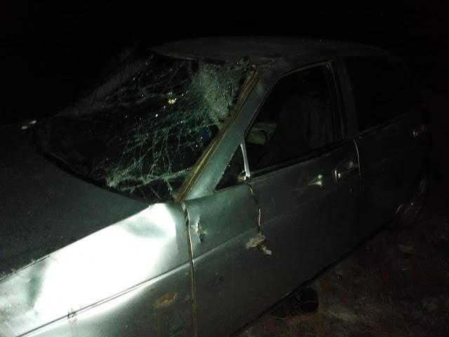 В Башкирии легковушка вылетела в кювет, погиб человек