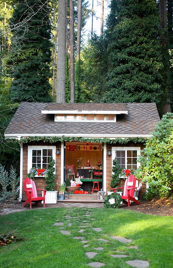 Adirondack Chairs Home Depot Overstock Com Dining 2 My Sweet Savannah: ~my Studio Decked Out For The Holidays~