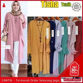 Jual RRJ255A103 Atasan Muslim Wanita Tisha Tunik Sk BMGShop