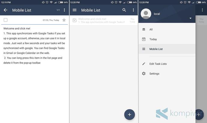 7 Aplikasi To-Do List Terbaik di Android yang Bisa Kamu Download Gratis 1