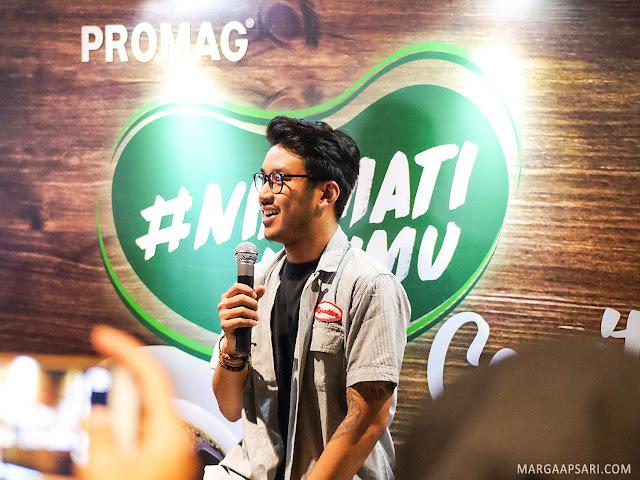 Muhammad Aga Sharing Tentang Solusi Sakit Maag untuk Pecinta Kopi