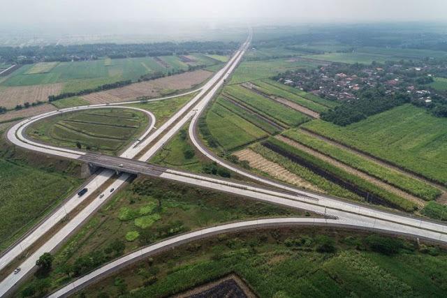 4 Jalan Tol Baru Dibuka Desember, Trans-Jawa Pun Sempurna Tersambung