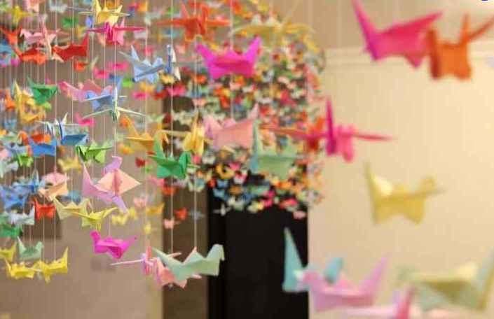 Cara Membuat Origami Kupu Kupu Lucu Dari Kertas Lipat