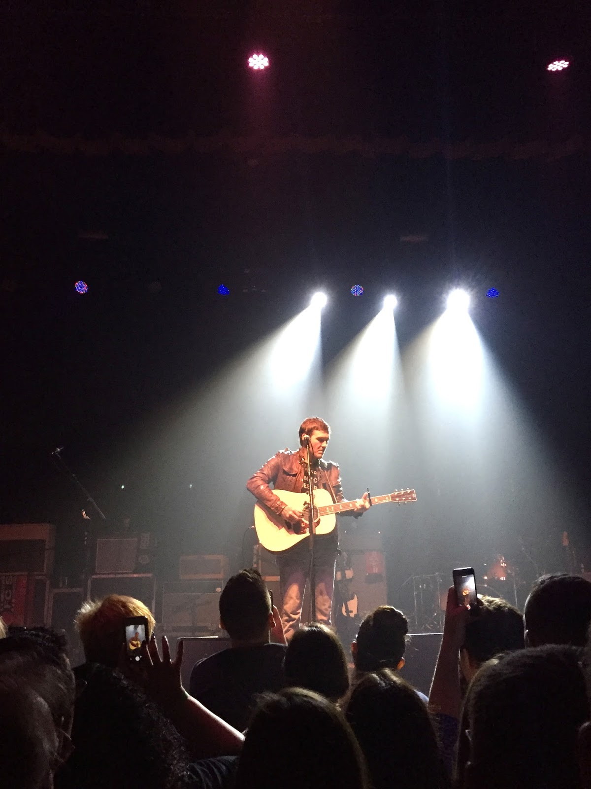 Brian Fallon at Royale - how to spend 36 hours in Boston