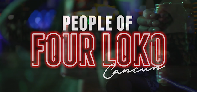 Chemistry and the People of Four Loko Shows Off Epic Spring Break Settings in Latest Ad Campaign