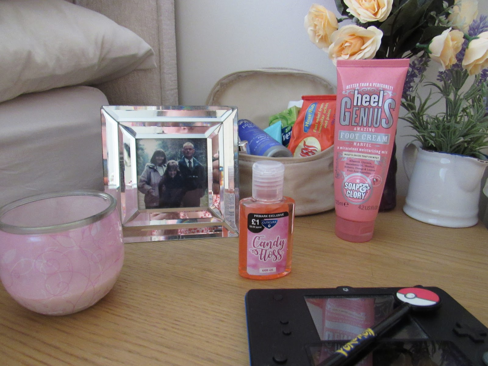 Blooming Fiction, lifestyle blog, On My Bedside Table   Autumn Edit