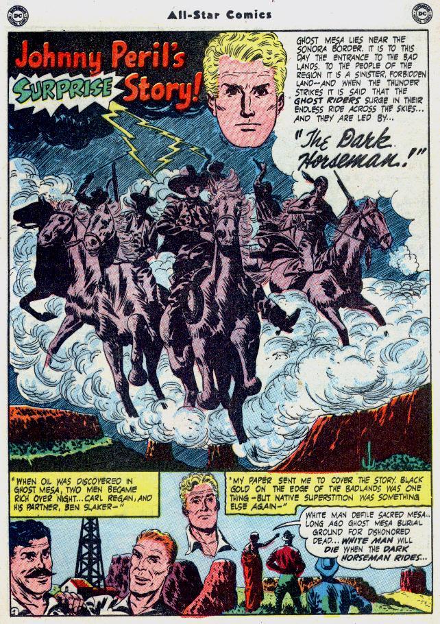 Read online All-Star Comics comic -  Issue #54 - 43