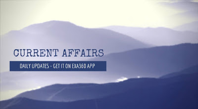 Current Affairs Updates - 13 November 2017