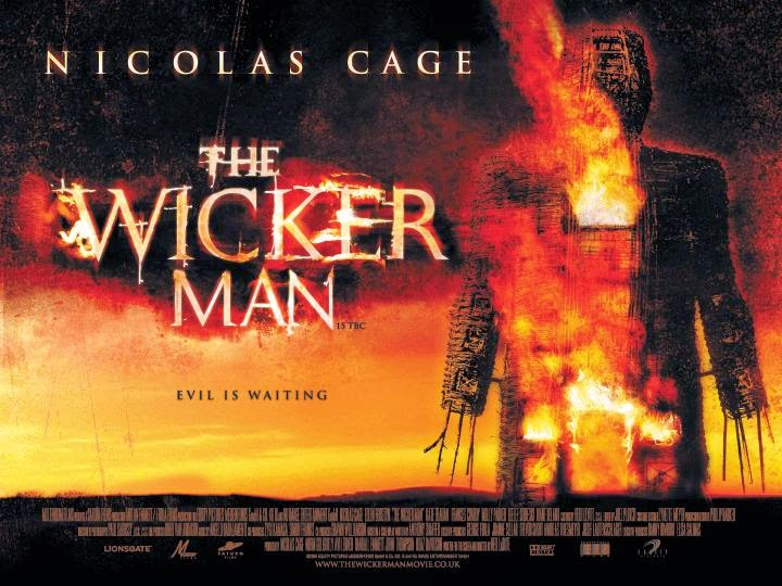 "Movie Posters 2006: Screening Notes: Is The Wicker Man Remake Really ""So Bad"
