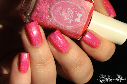 One shell of the time - Cupcake Polish