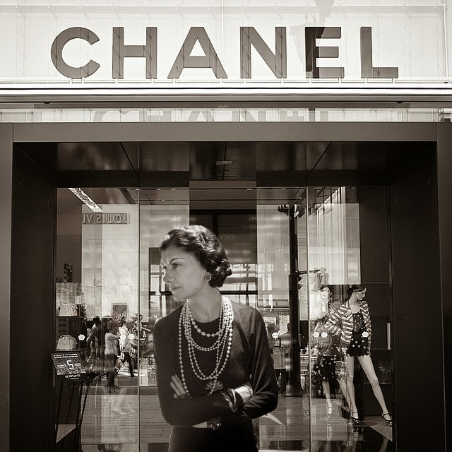 Coco Chanel Famous Quotes: The Stylista: April 2014