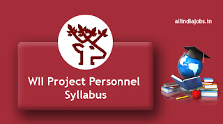 WII Project Personnel Syllabus