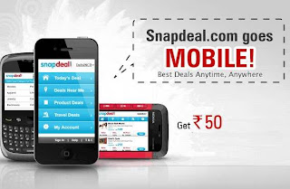 Promo Code For Snapdeal Mobile