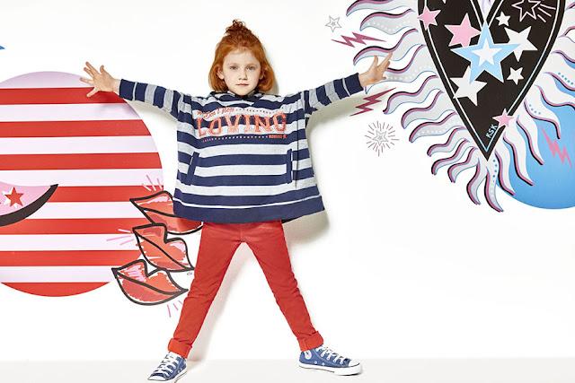 Ropa de moda para nenas invierno 2018.