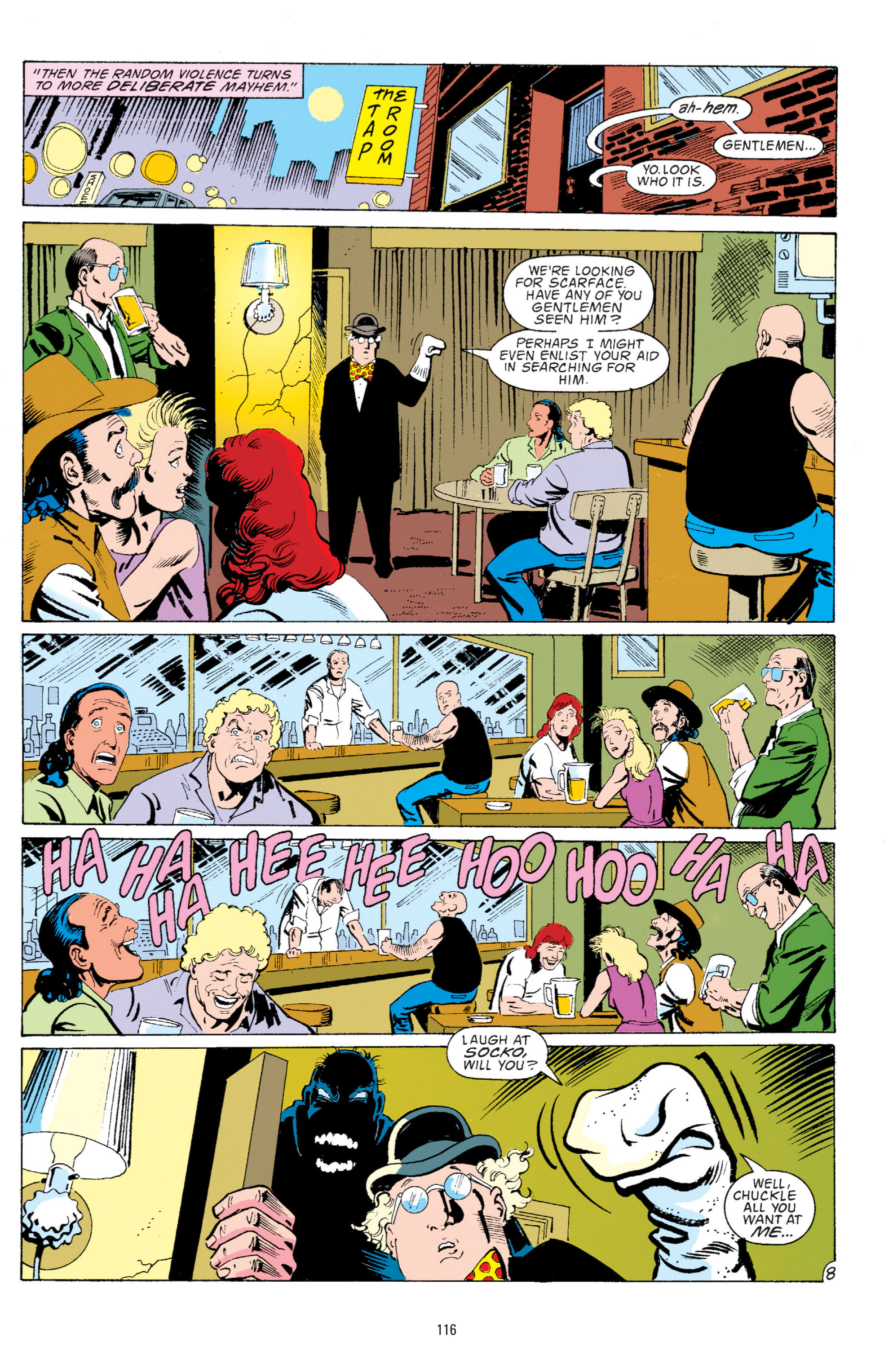 Detective Comics (1937) 659 Page 8