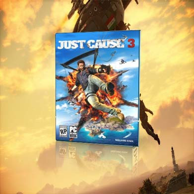 Just Cause 3 XL Edition FitGirl Repack Download for PC - download box