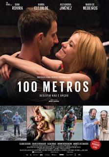 100 Metros - Poster & Trailer