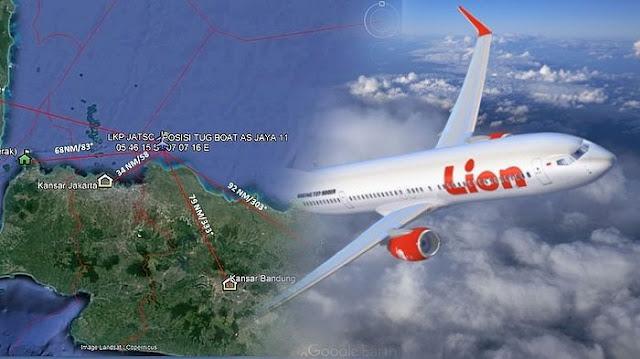Ahli Penerbangan Heran Dengar Penjelasan Penyebab Jatuhnya Pesawat Lion Air JT 610