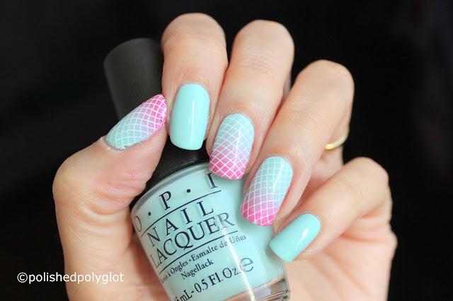 Nail art  Pastel & bold nails for Spring [26GNAI ...