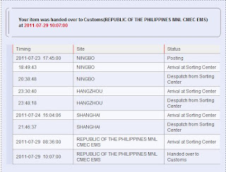 Japan ems philippines to