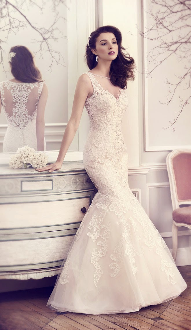 Kenneth Winston Spring 2014 Bridal Collection - Belle The Magazine