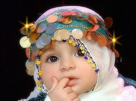 Muslim Babies Kids Wallpapers Hd Wallpaper Islamic Quotes About