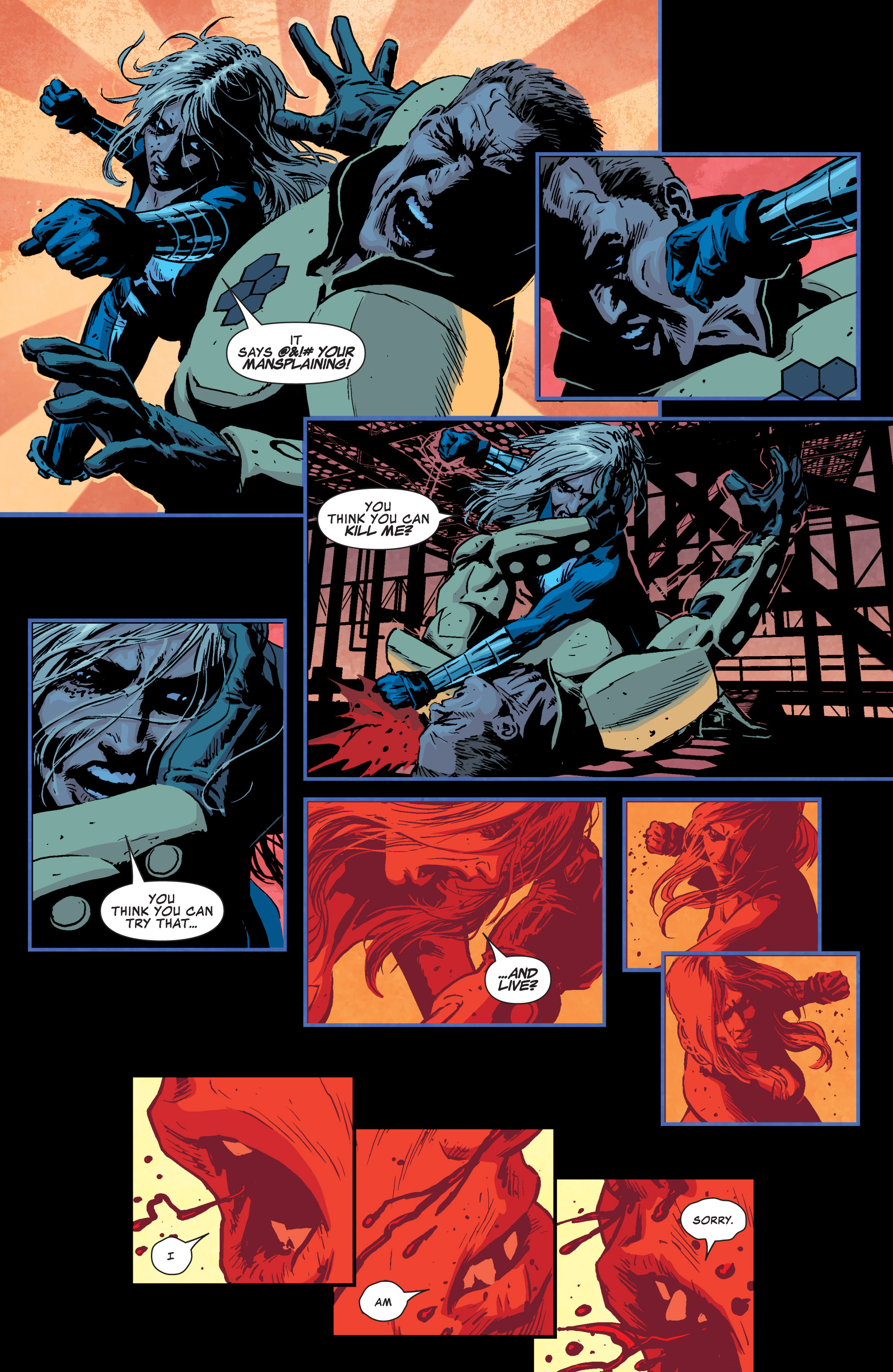 Read online Secret Avengers (2014) comic -  Issue #16 - 8