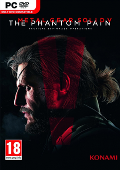 Metal Gear.Solid V The.Phantom Pain Torrent