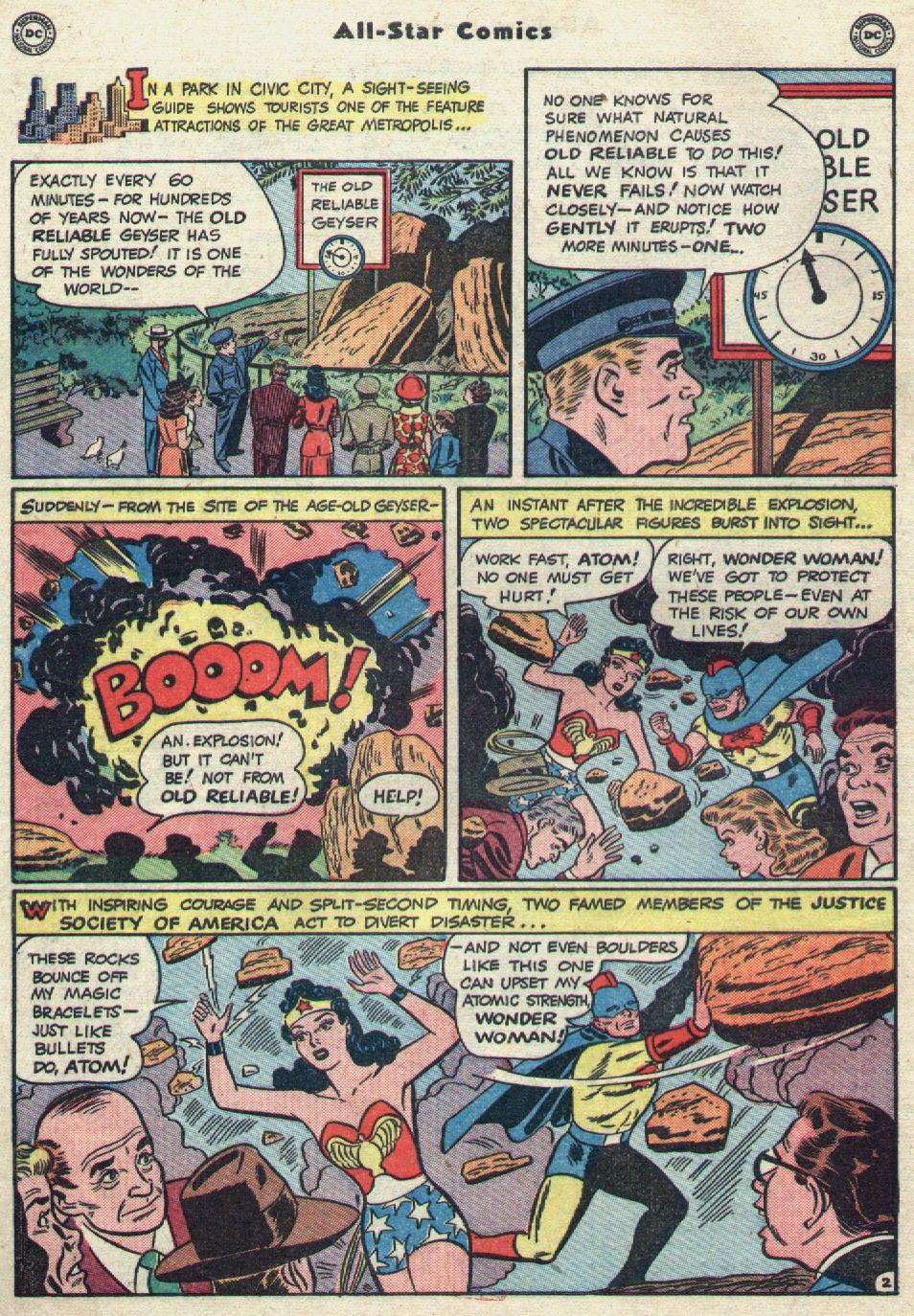 Read online All-Star Comics comic -  Issue #51 - 4