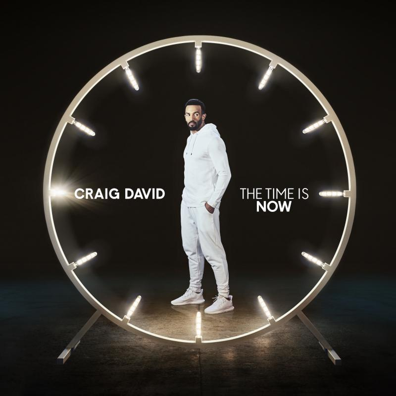 Craig David - The Time Is Now (2018)
