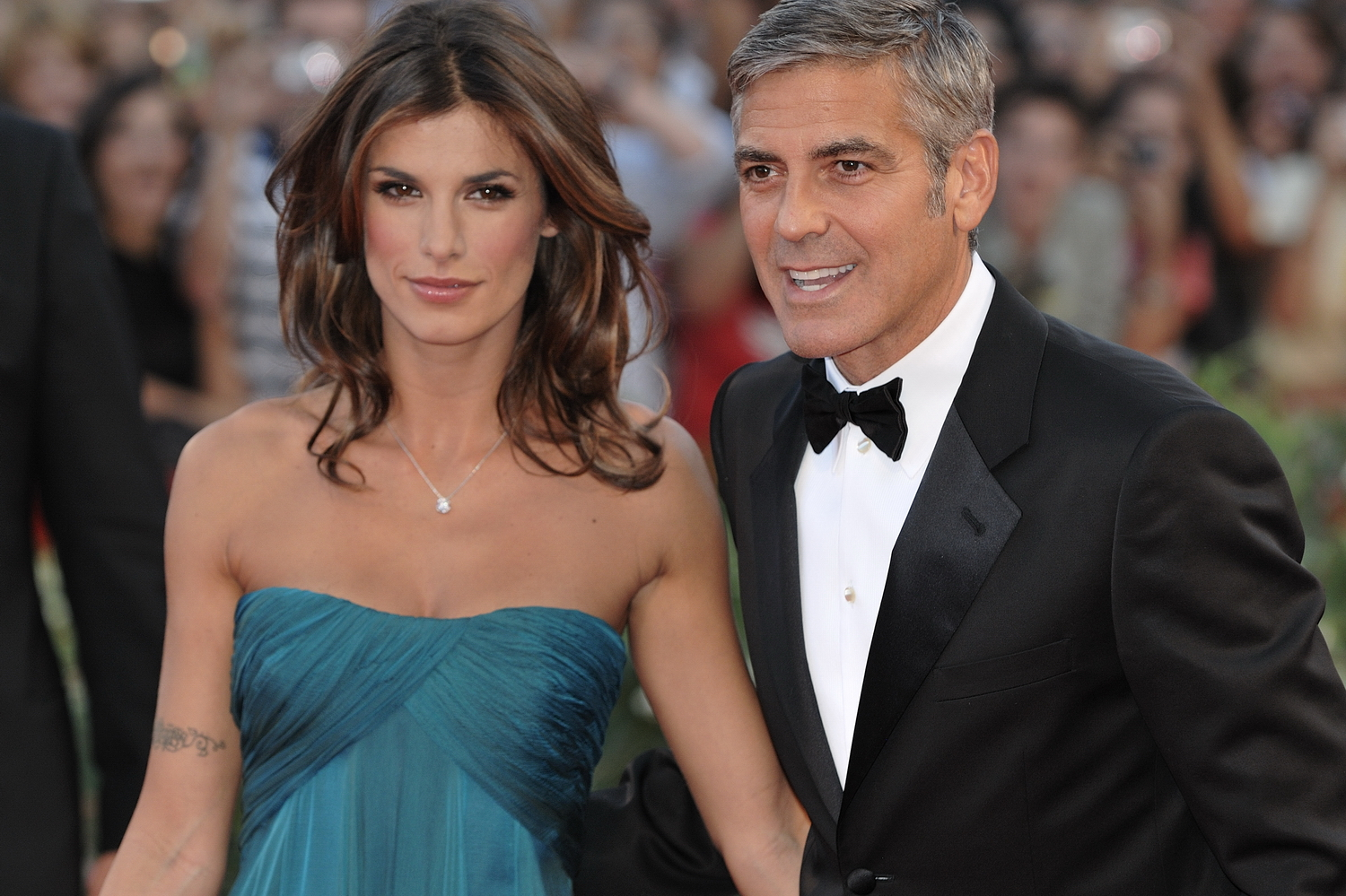 HOLLYWOOD ALL STARS: George Clooney and his Ex Italian ...