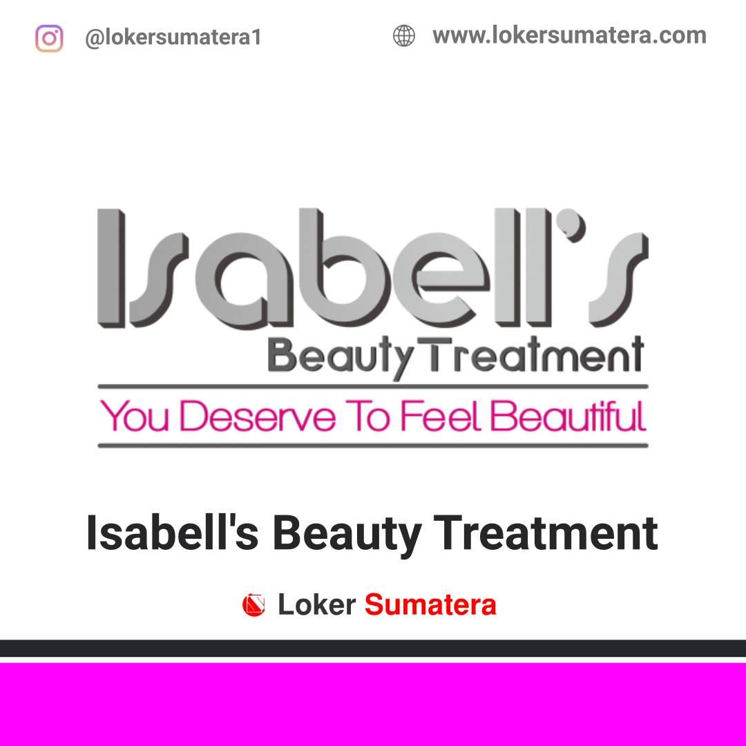 Lowongan Kerja Pekanbaru: Isabell's Beauty Treatment Klinik Pratama November 2020