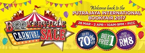 Pesta Buku Putrajaya | Mph Bookerville