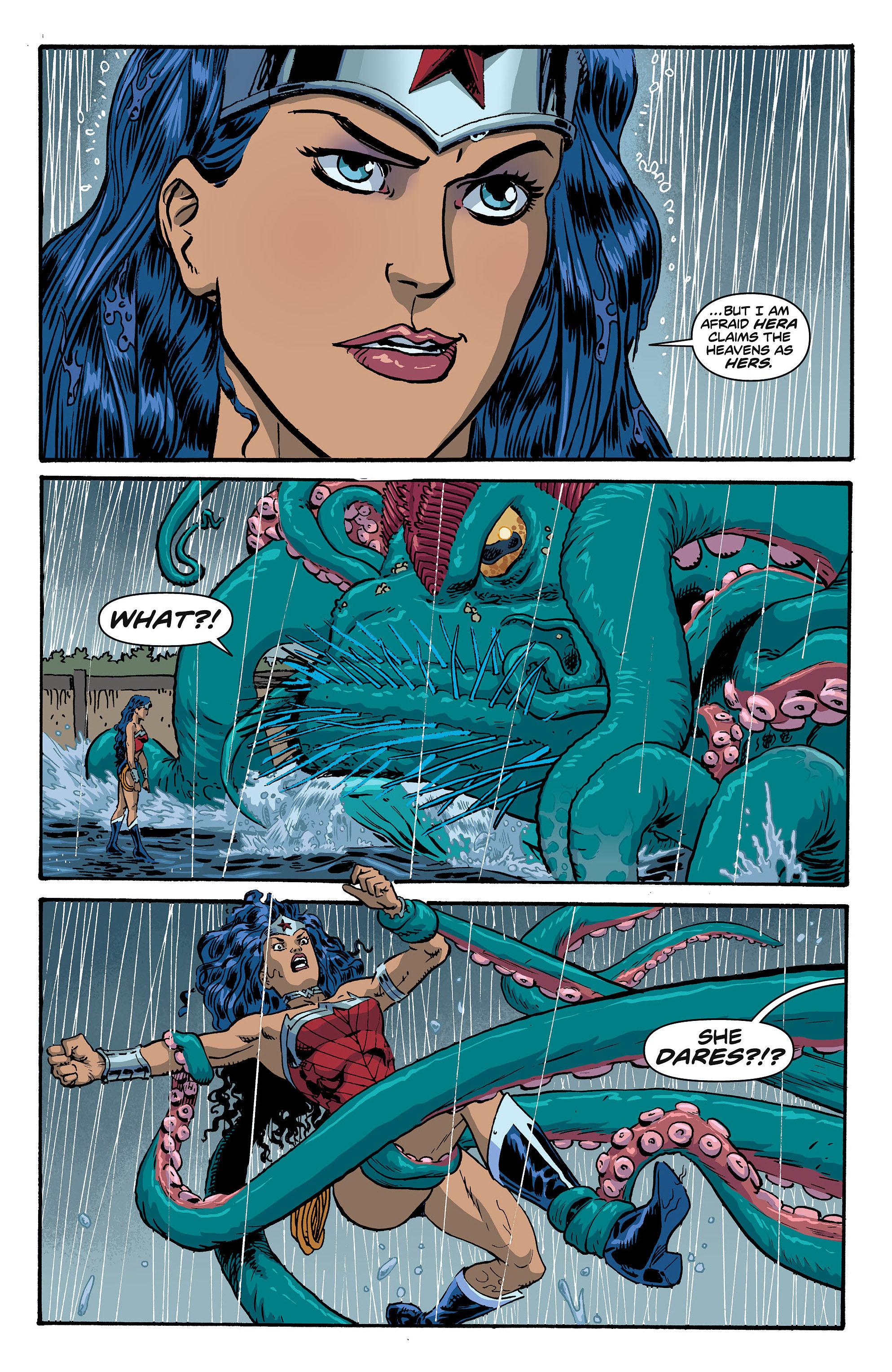Read online Wonder Woman (2011) comic -  Issue #5 - 20