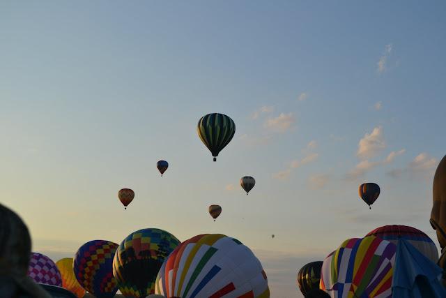 Фестиваль воздушных шаров (QuickChek New Jersey Festival of Ballooning)