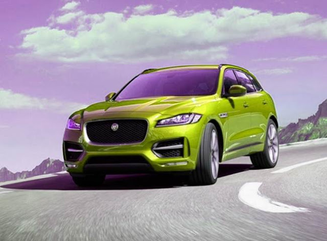 2017 F-PACE Release Date
